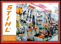Click Here to View Our In Store STIHL Product Line