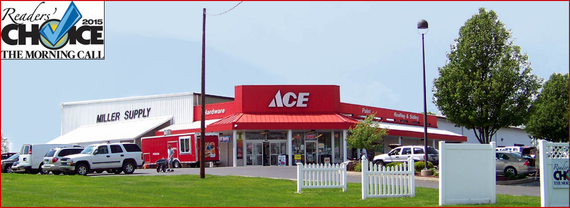 picture regarding Ace Hardware Printable Coupons named Miller Shipping ACE Components, Components Acquiring