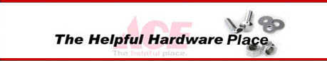 Miller Supply ACE Hardware - The Helpful Hardware Place