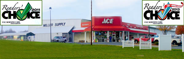 Miller Supply - Ace Hardware  Store Picture