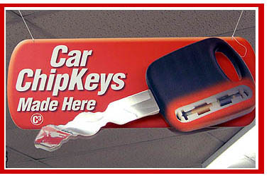 Car Chip Keys